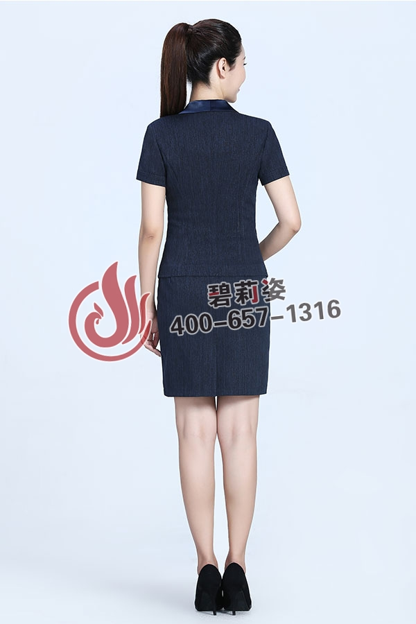 时尚职业装女套装